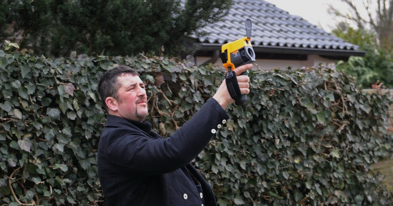 Jan Lücke - Gebäudethermografie